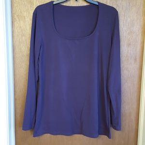Purple Weekenders Top